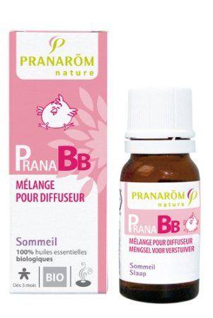 PranaBB Mélange pour diffuseur sommeil bio