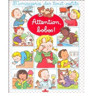 Livre Attention Bobos !