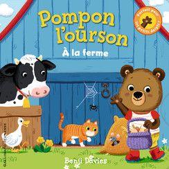 Pompon l'Ourson : À la ferme