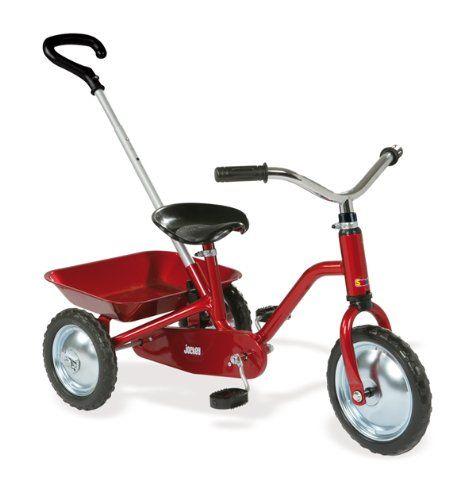 Tricycle Jockey Benne