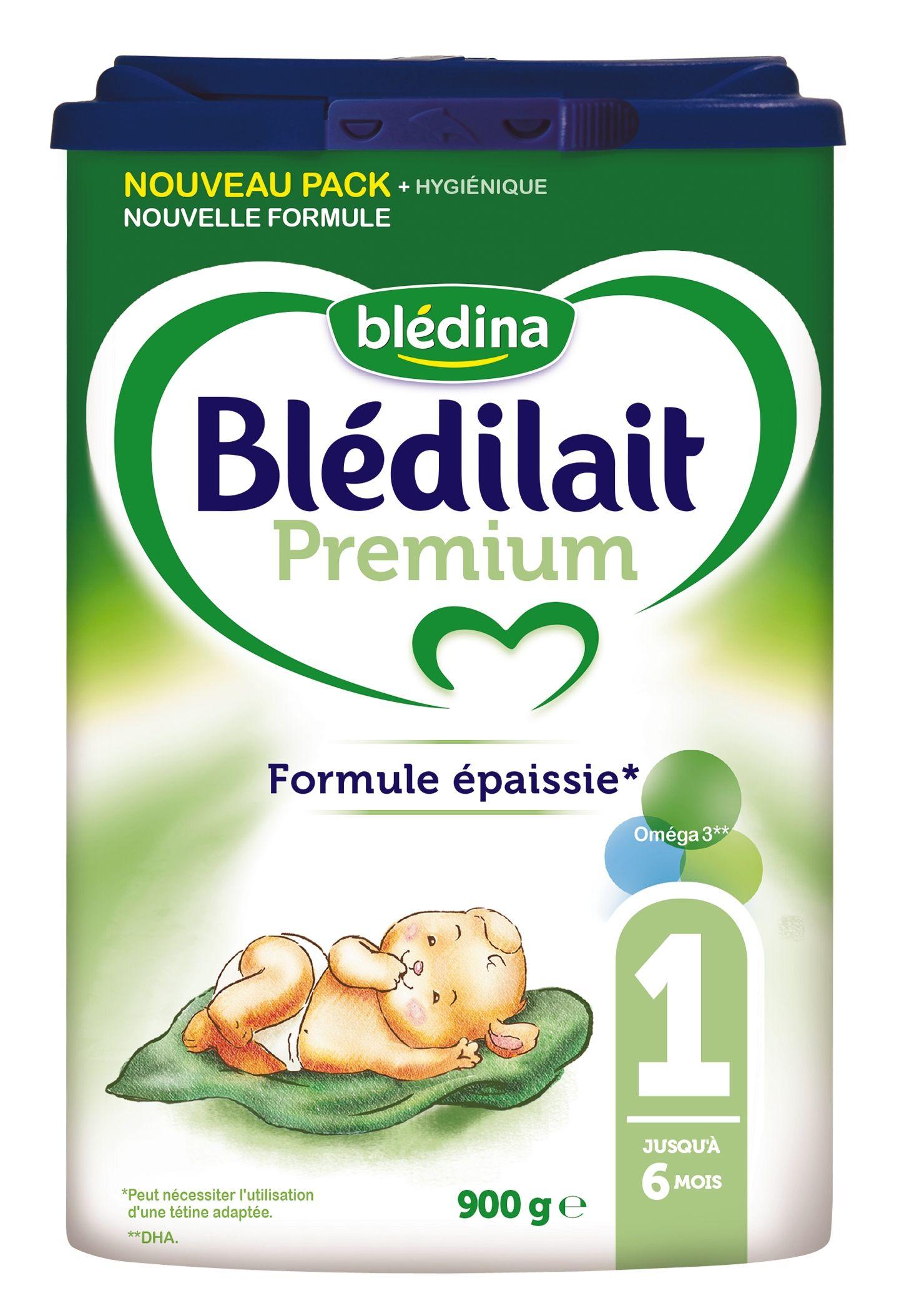 Lait Blédilait 1er âge Premium