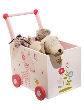 Coffre Minilabo rangement bebe