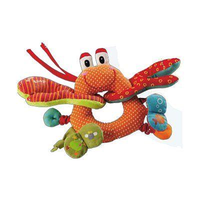 Hochet Oscar le crabe