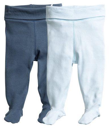 Leggings bébé (x2) H&M