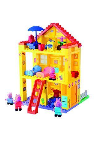 La villa de Peppa Pig