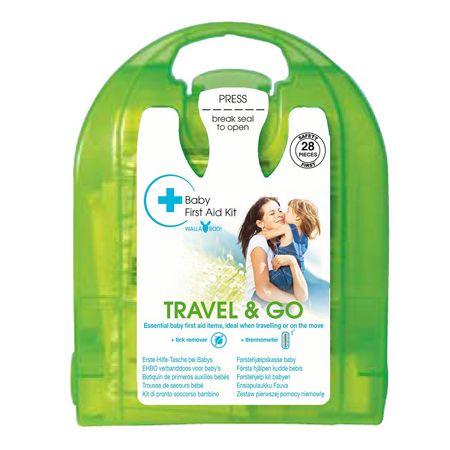 Kit premiers secours mini voyage