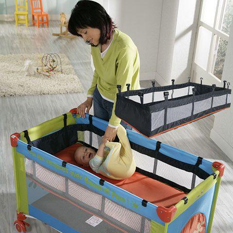 Rehausseur de matelas pour lit pliant