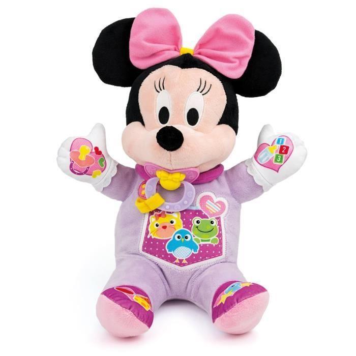 Minnie - Ma poupée à cajoler