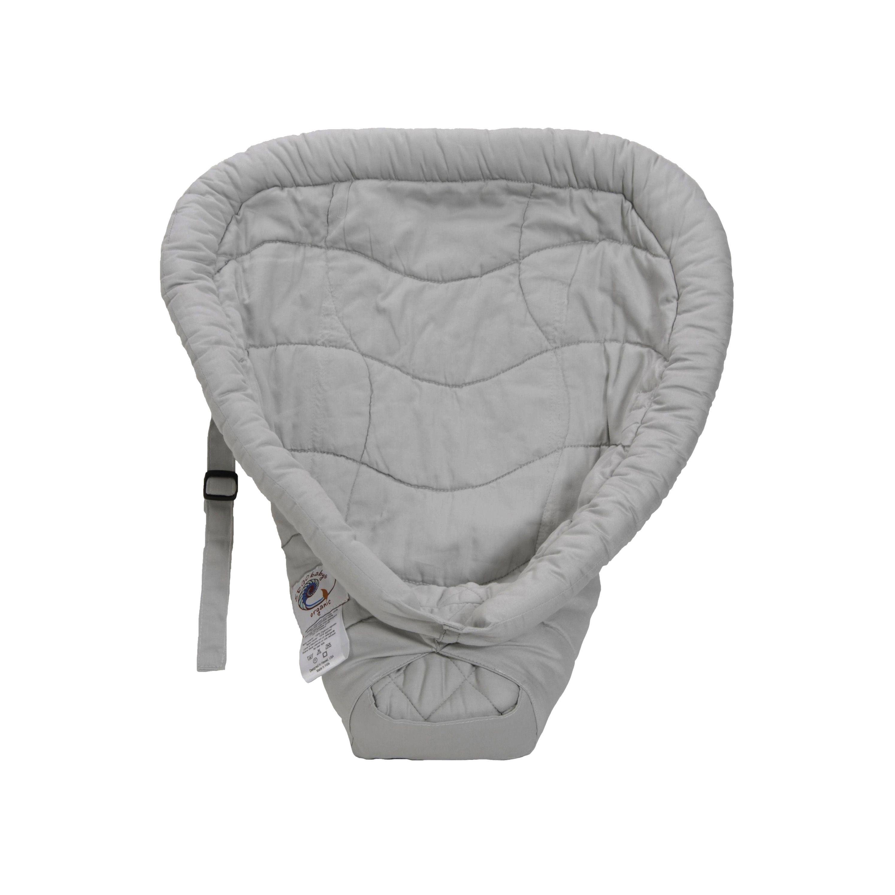Coussin Coton Bio pour porte-bébé
