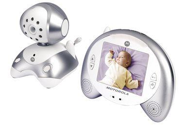 Ecoute-bébé vidéo MBP 35