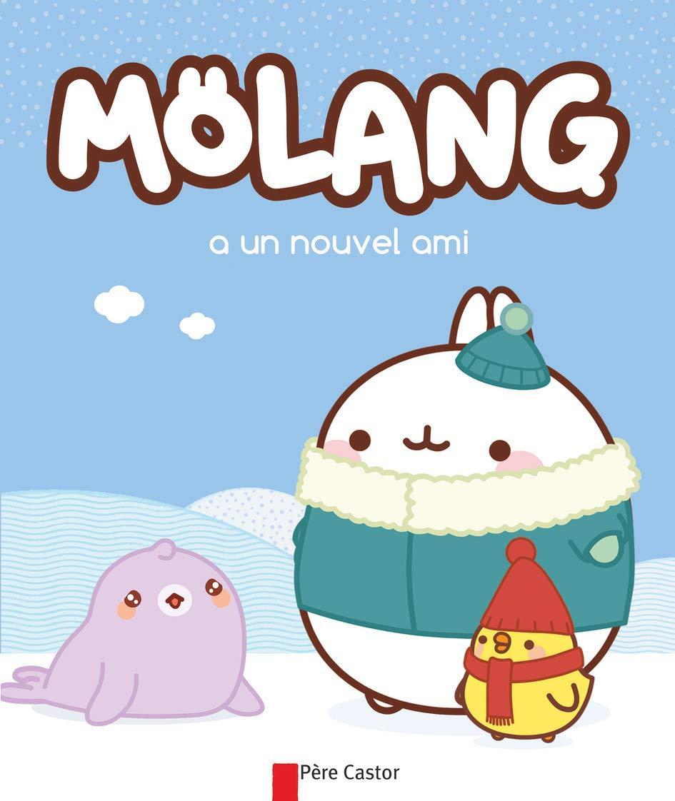 Molang a un nouvel ami