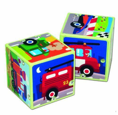 Cubes magiques transports