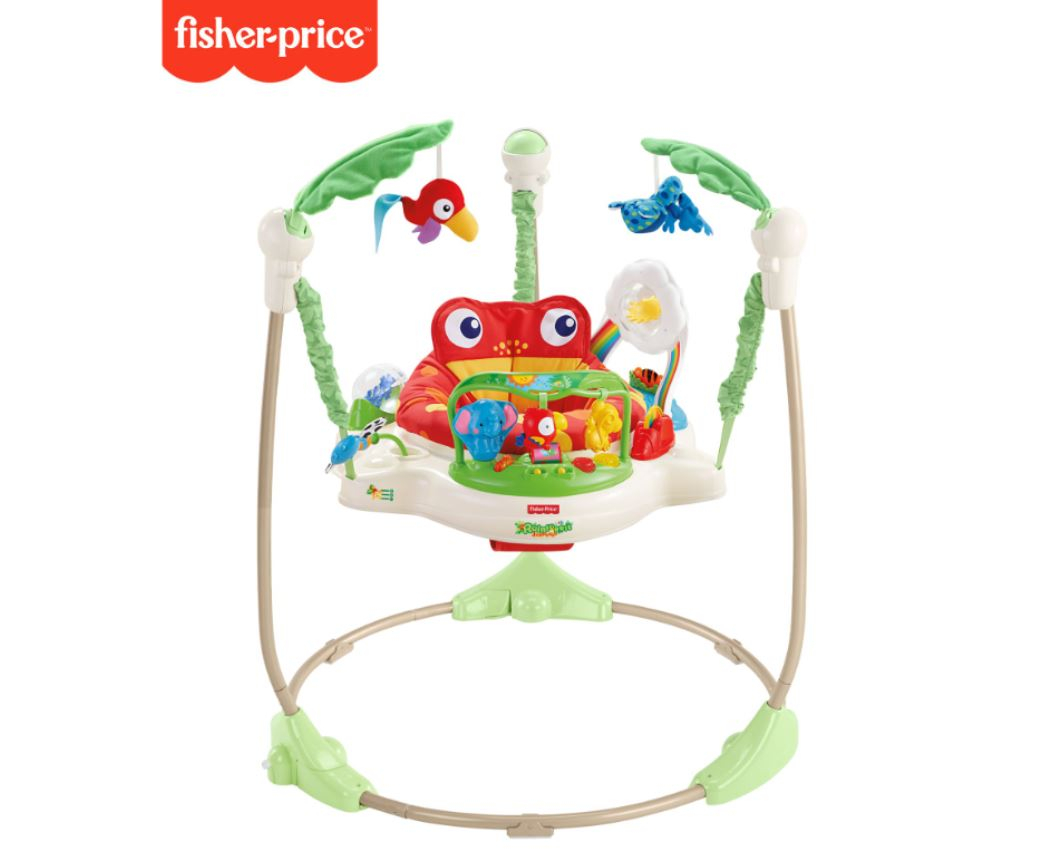 Jumperoo Jungle Sons et Lumières