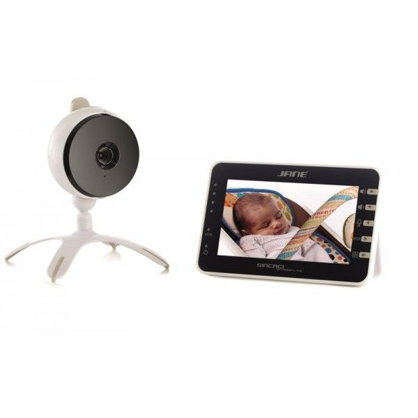 Ecoute bébé caméra Sincro JANE