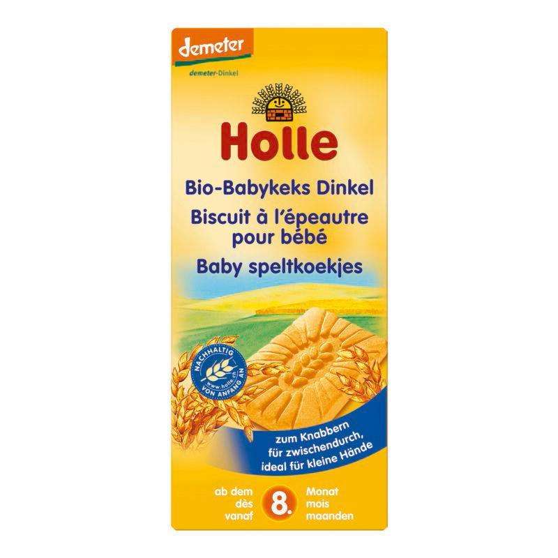 Biscuits à l'épeautre pour bébé HOLLE