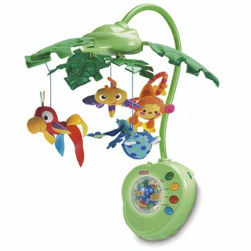 Mobile Feuilles Magiques FISHER PRICE