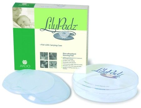 Coussinets d'allaitements en silicone