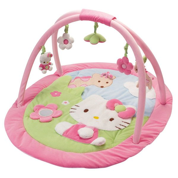 Tapis d'éveil Hello Kitty Baby