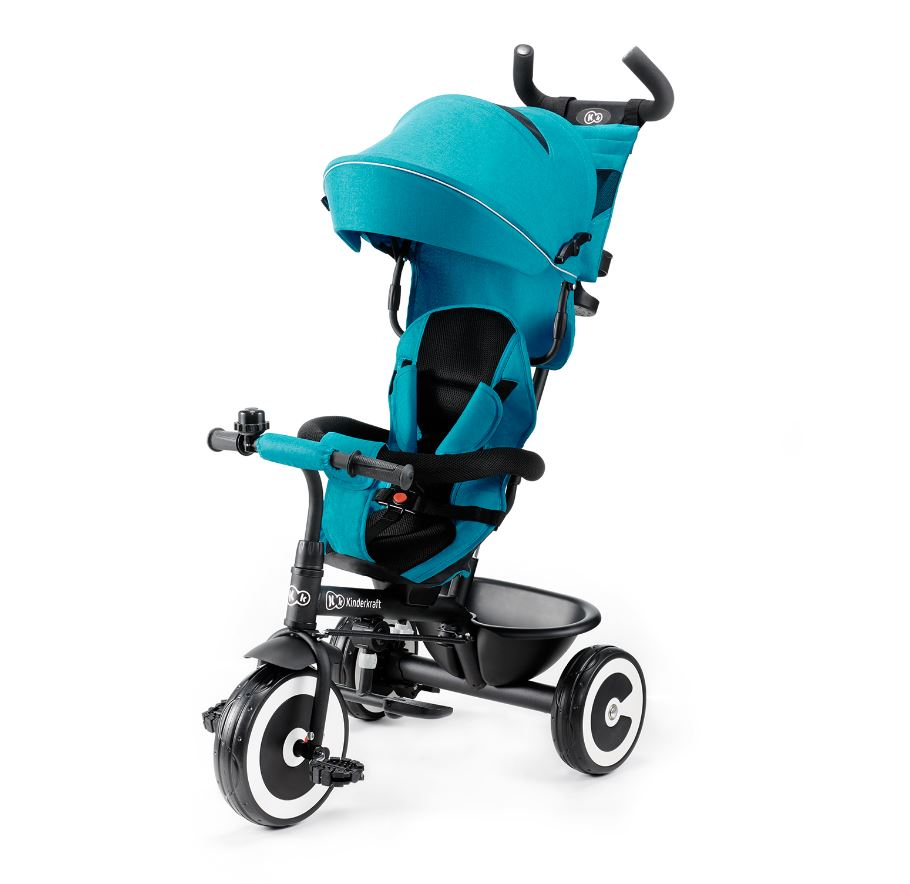Tricycle fonctionnel Aston KINDERKRAFT