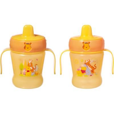 Tasse anti goutte caroussel winnie l'ourson