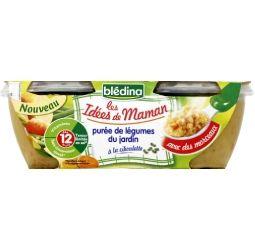 LES IDEES DE MAMAN - Purée de légumes du jardin à la ciboulette