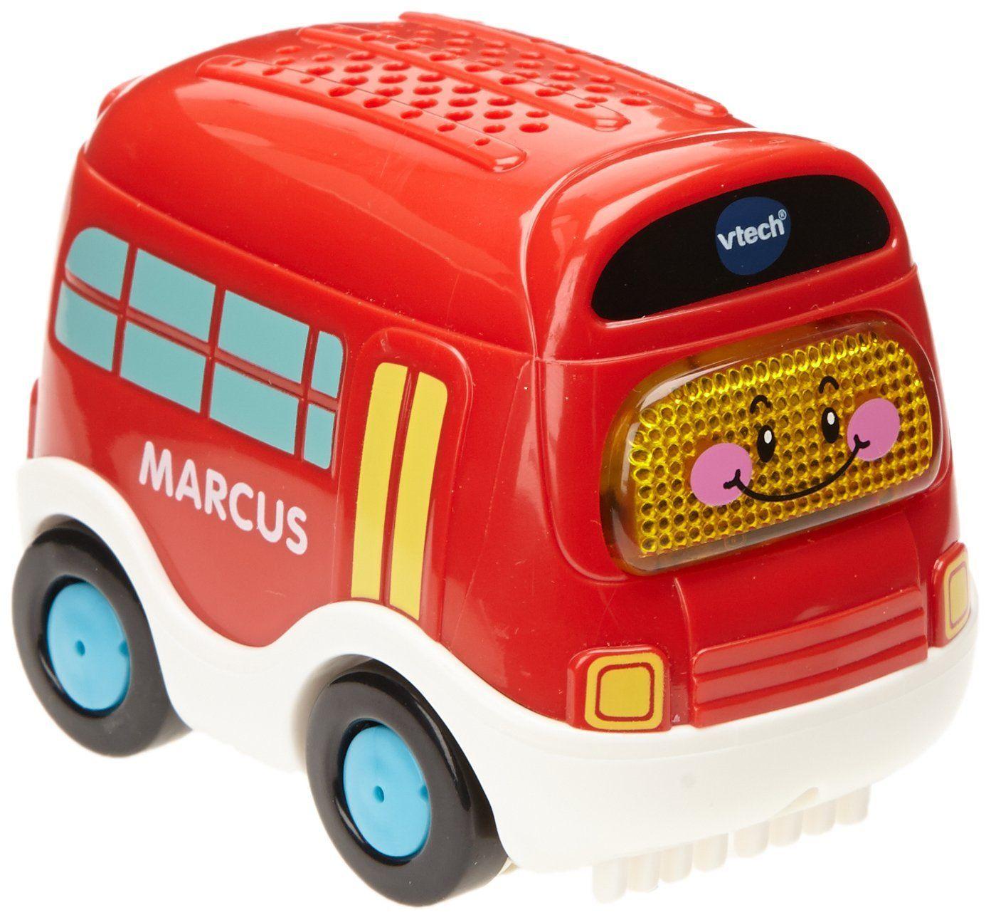Tut Tut Bolides - Marcus le mini bus