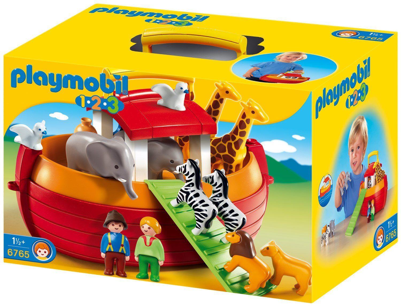 Playmobil 1.2.3 - Arche de Noé PLAYMOBIL