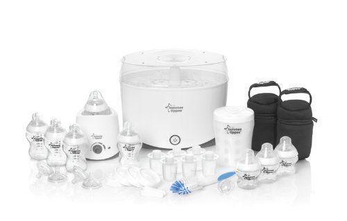 Kit complet allaitement / stérilisateur