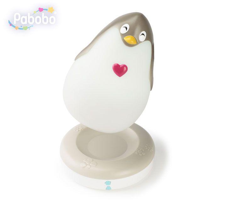 Veilleuse Lumilove - Penguin PABOBO