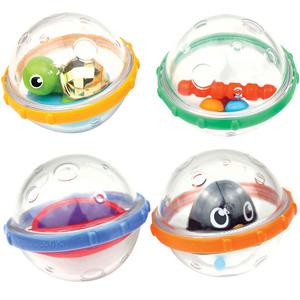 "Jouet de bain ""Float & Play Bubbles"""