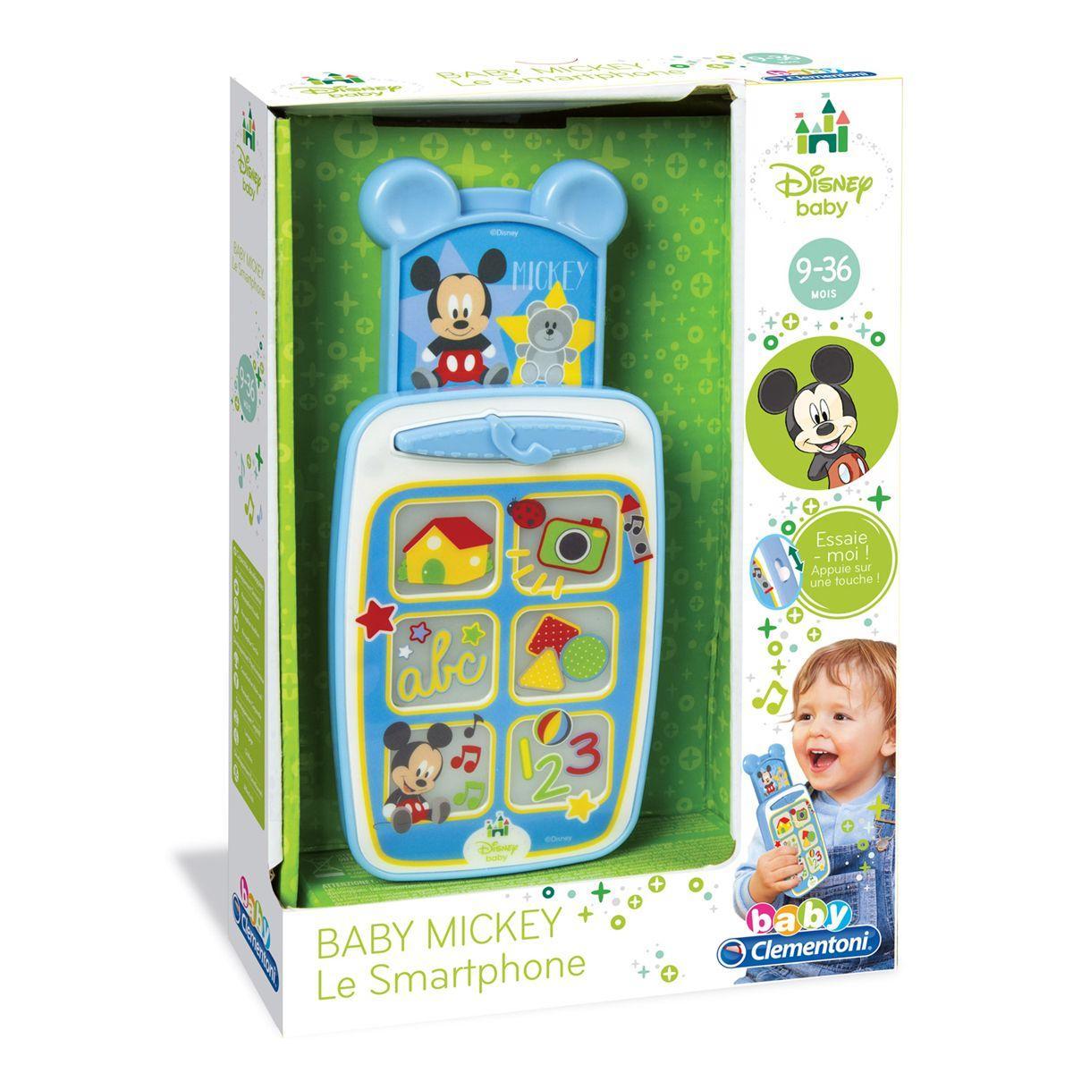 Smartphone Mickey