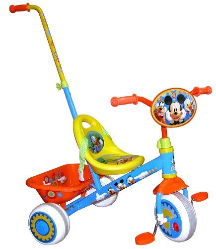 Tricycle Mickey