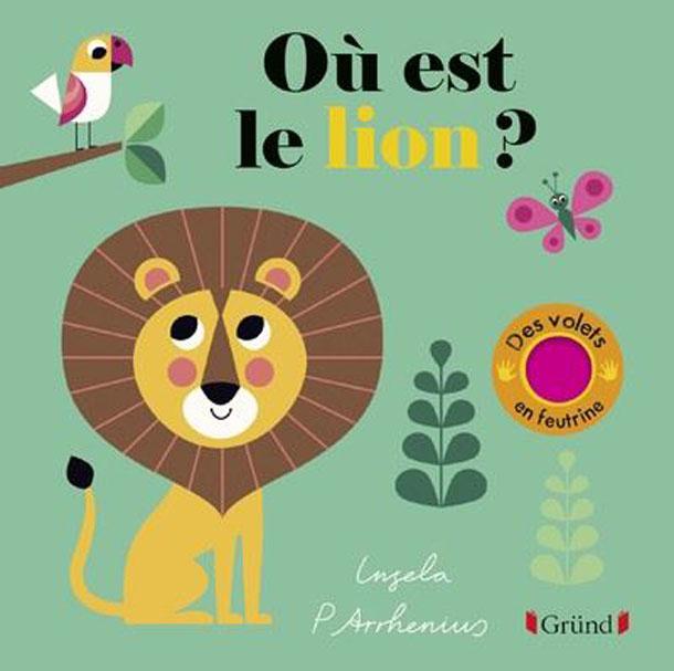 Où est le lion ?