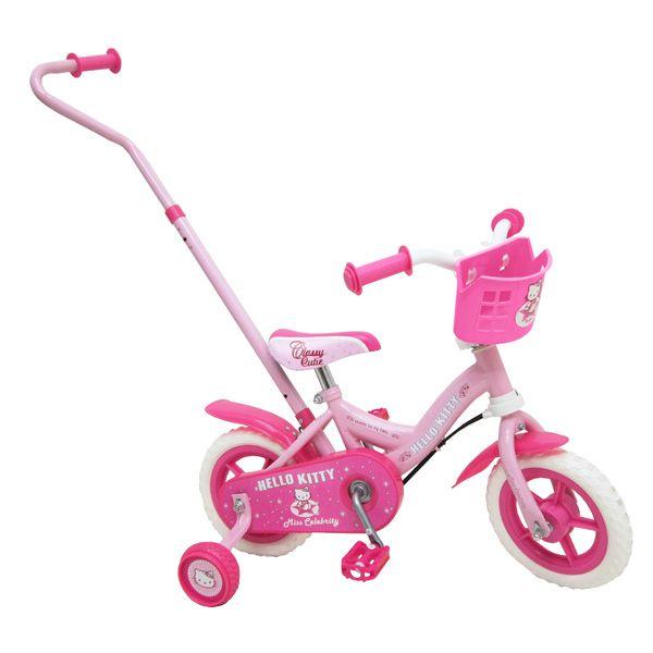 Vélo Canne Hello Kitty