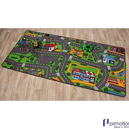 Tapis de jeu circuit Trafic -
