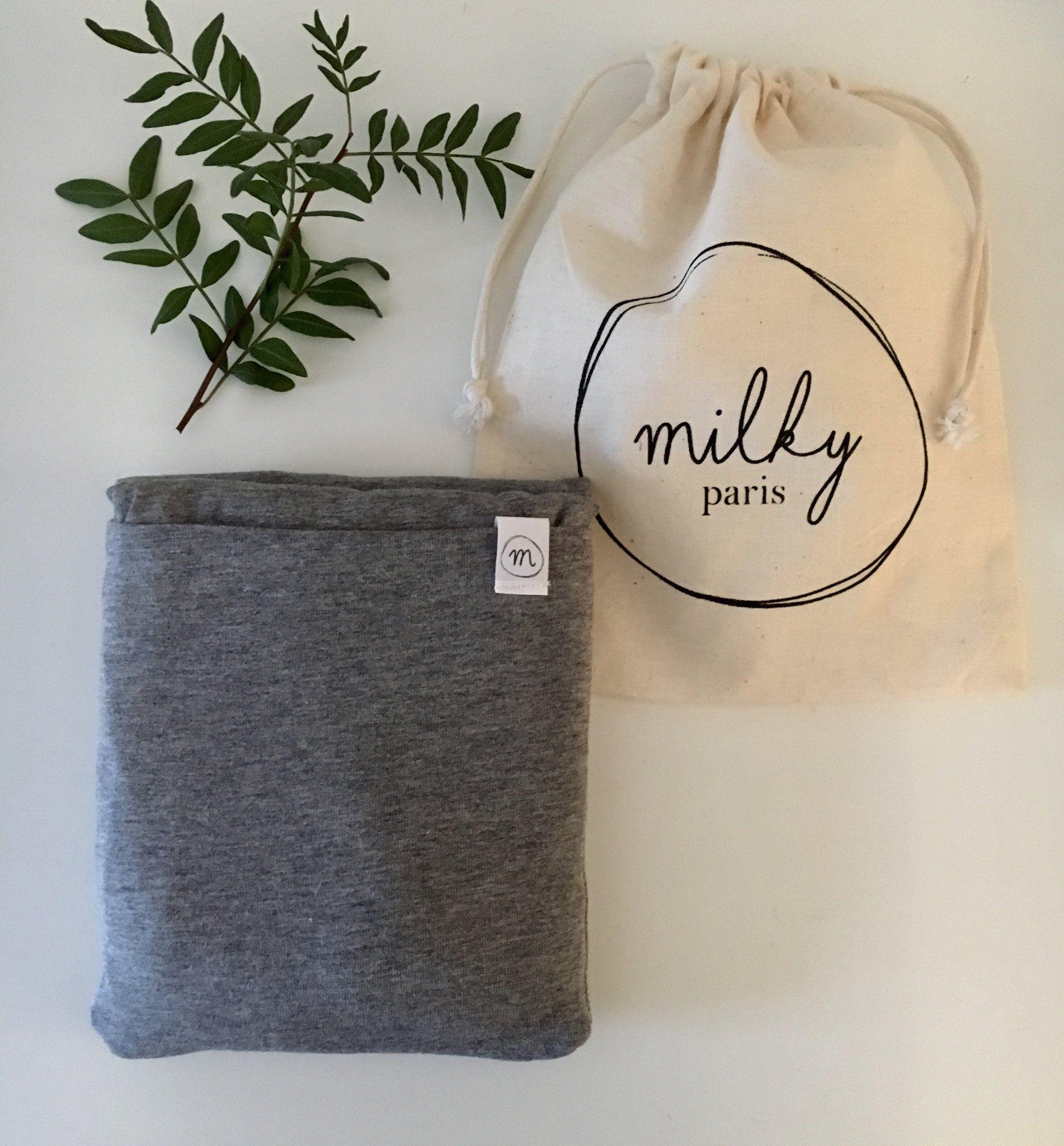 Couverture multifonctions - Milky Paris