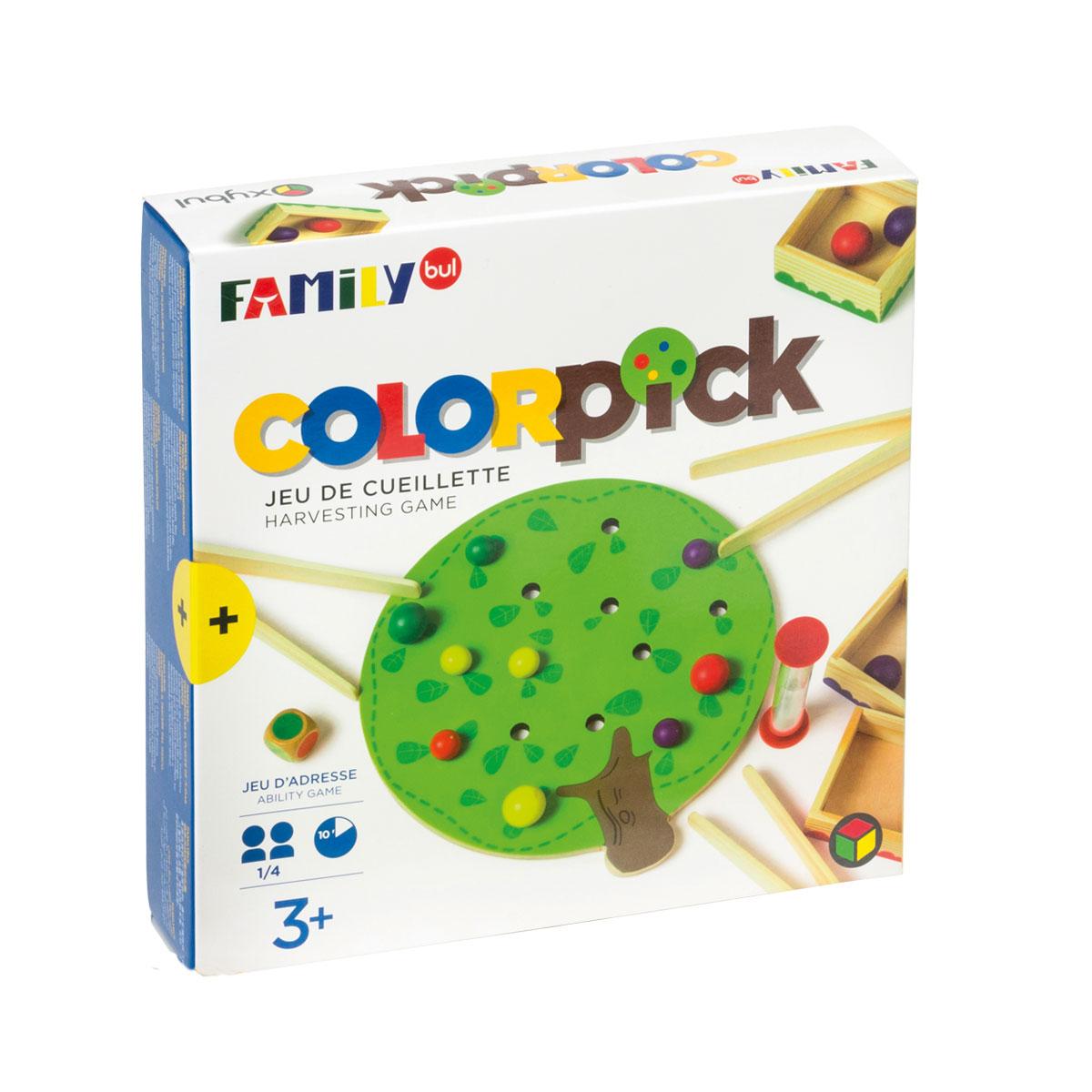 Jeu de société Colorpick