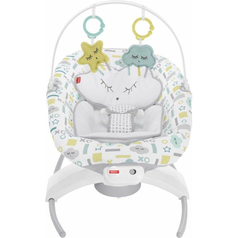 Transat balancelle bébé 2-en-1 avec app Smart Connect