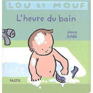 Livre Lou et Mouf (série)