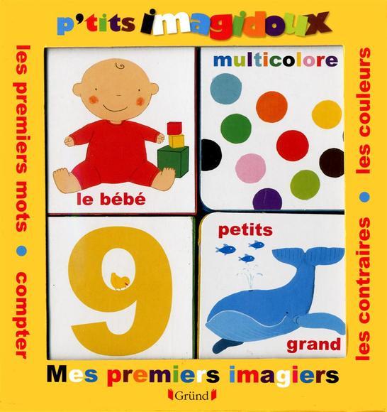 P'tits imagidoux - Mes premiers imagiers