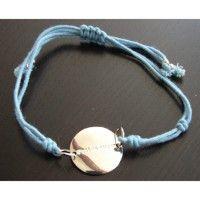 Bracelet 'C'est un garçon' UN AMOUR D'AMBRE