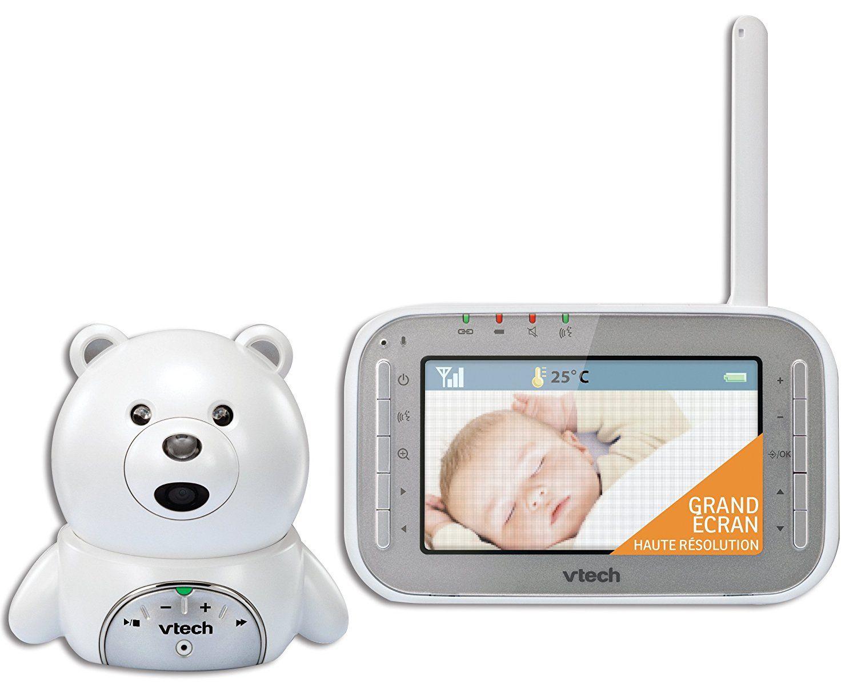Babyphone Vidéo XL Ourson VTECH