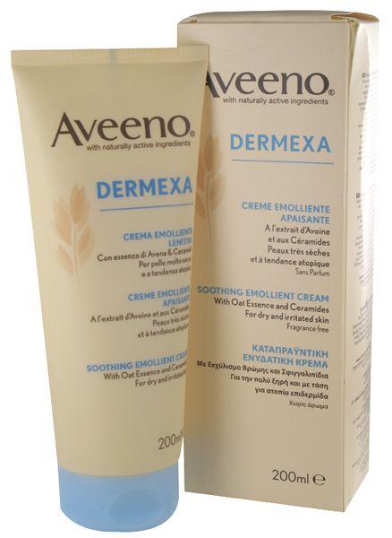 Crème émolliente apaisante Dermexa