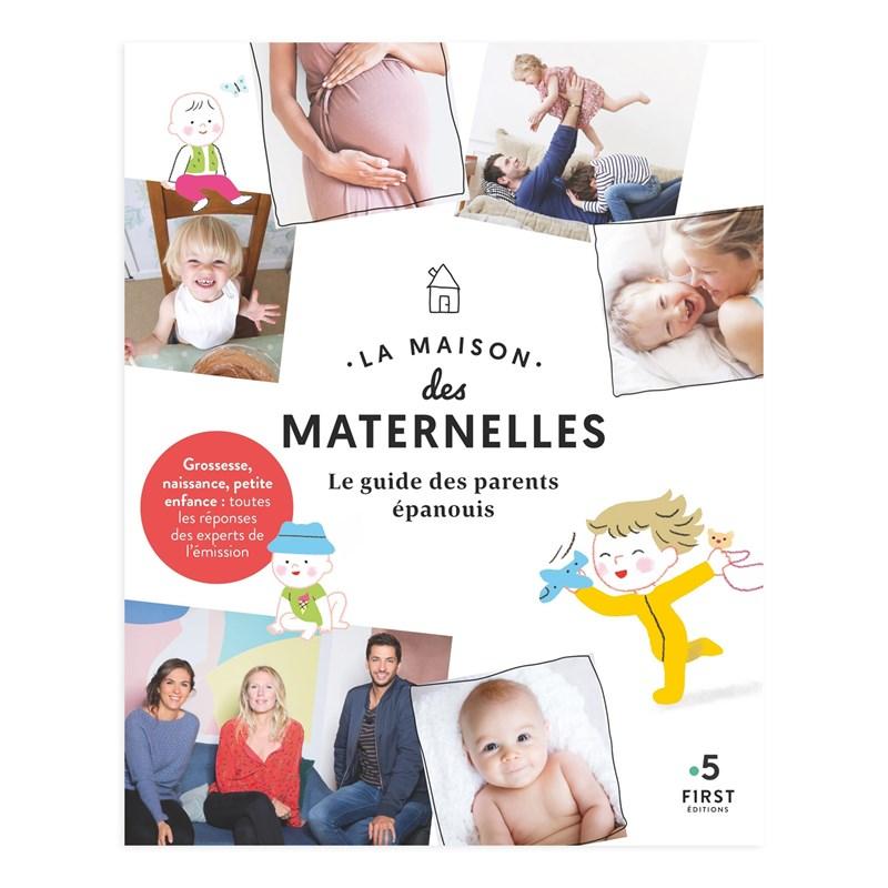 Livre La Maison des Maternelles