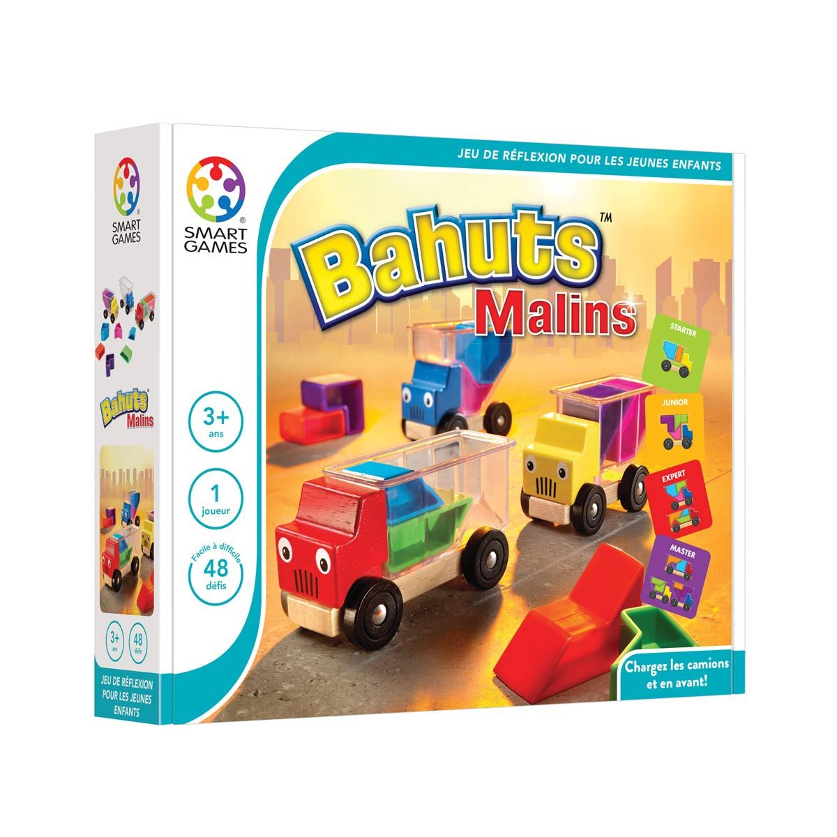 Casse-tête Bahuts malins SMART GAMES