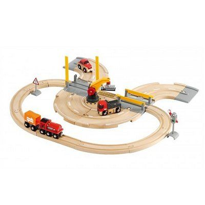 TrainCircuit marchandises rail/route