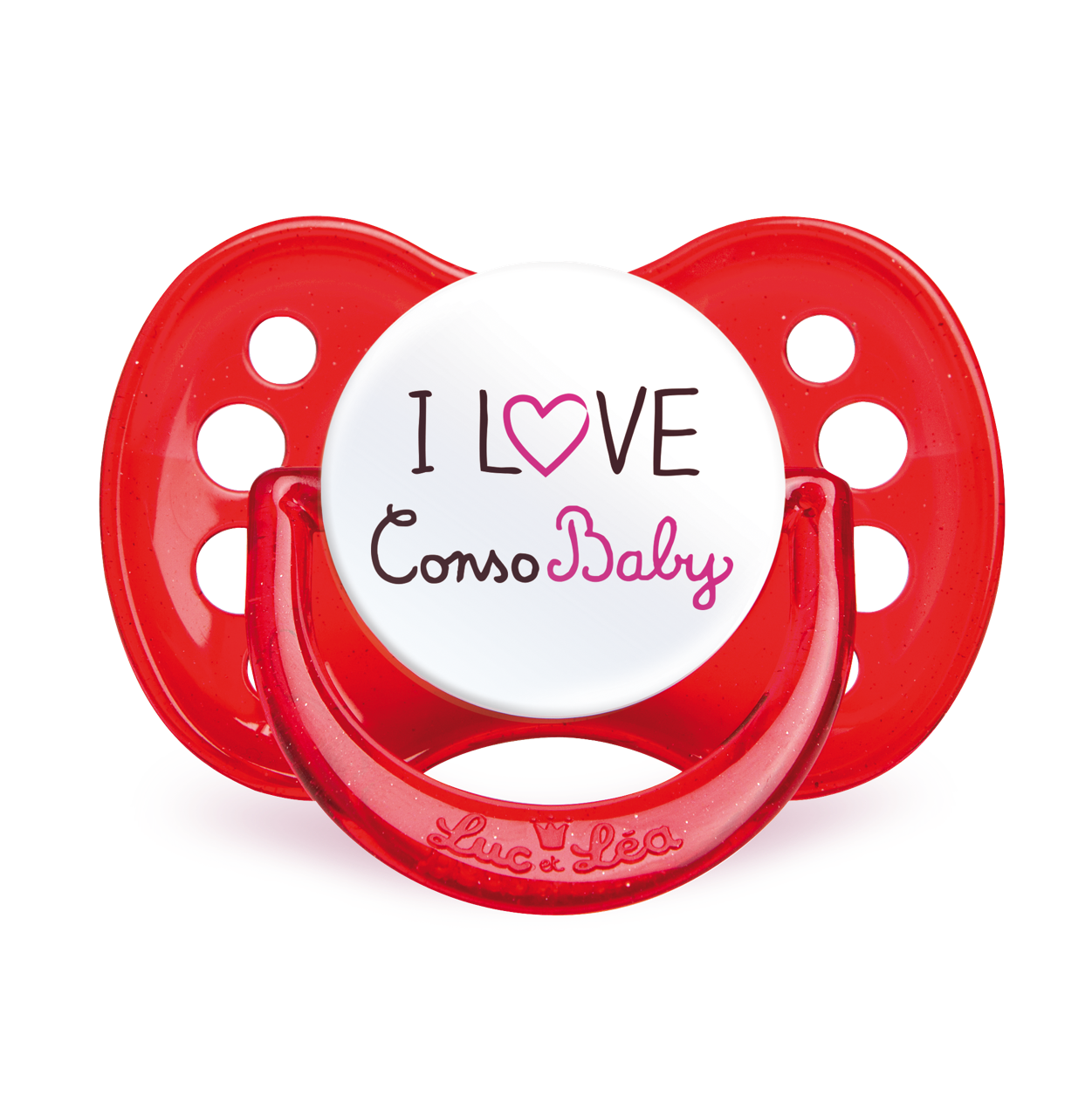 Sucette I Love ConsoBaby