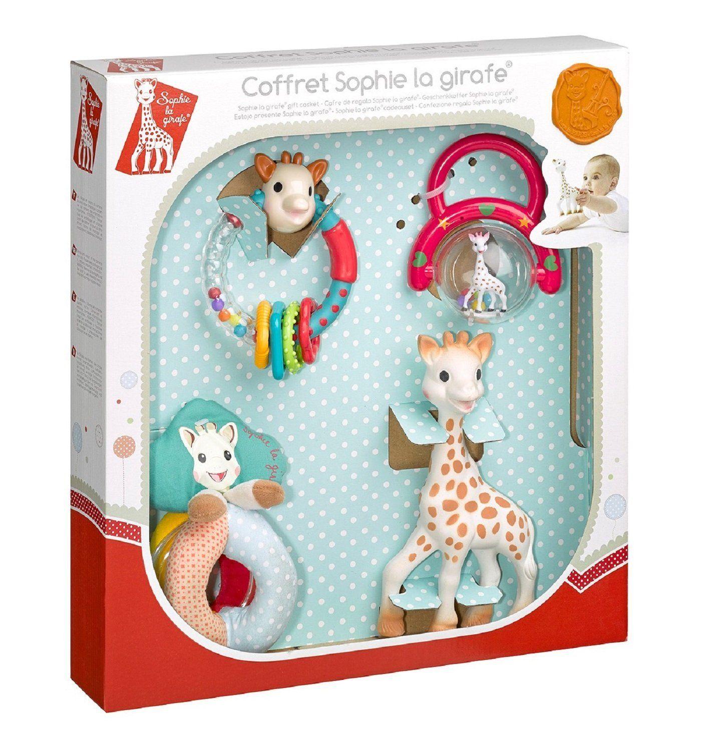 Coffret multi-produits Sophie la girafe