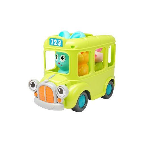 Jojo et ses amis prennent le bus