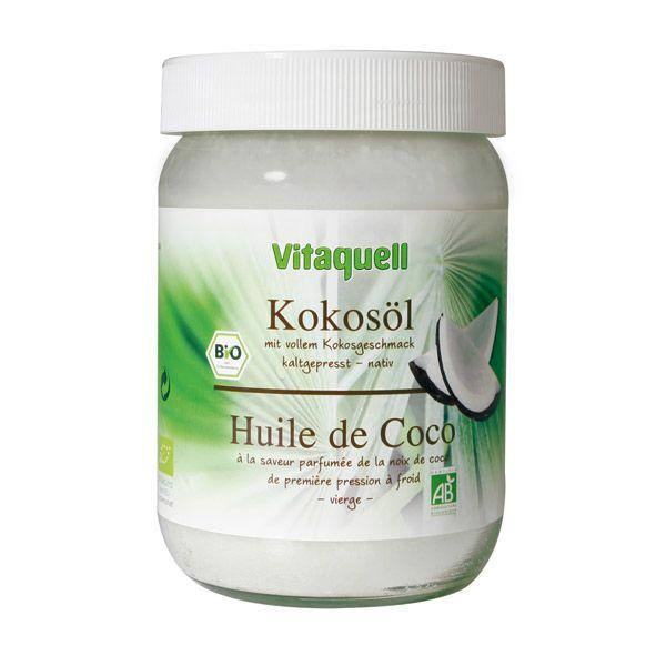Huile de Coco Bio VITAL BABY